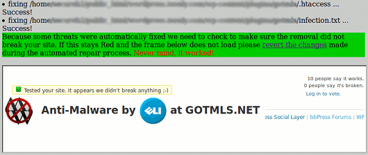gotmls screenshot 4