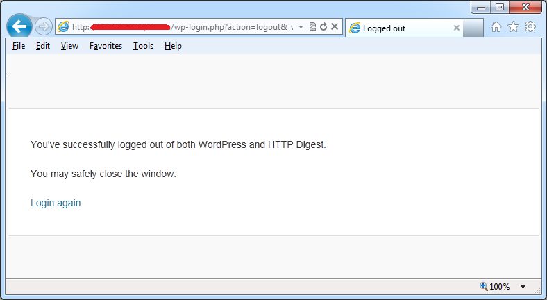 http-digest-auth screenshot 4