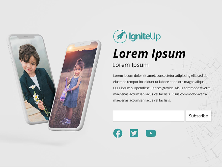igniteup screenshot 2