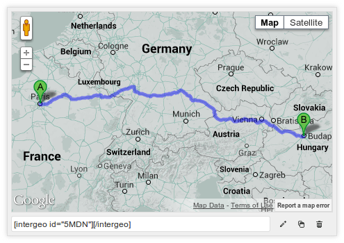 intergeo-maps screenshot 1