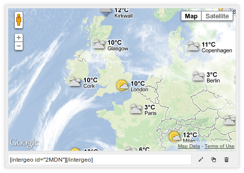 intergeo-maps screenshot 2