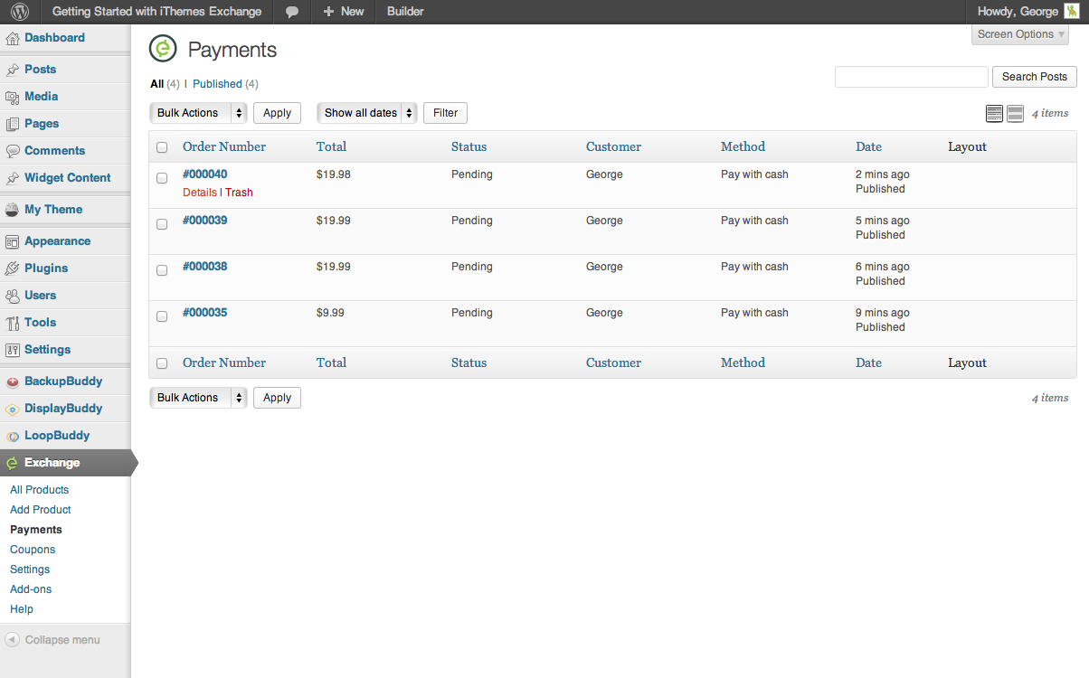 ithemes-exchange screenshot 8