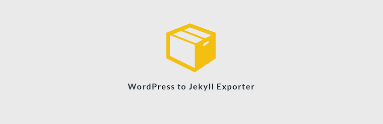 WordPress to Jekyll exporter
