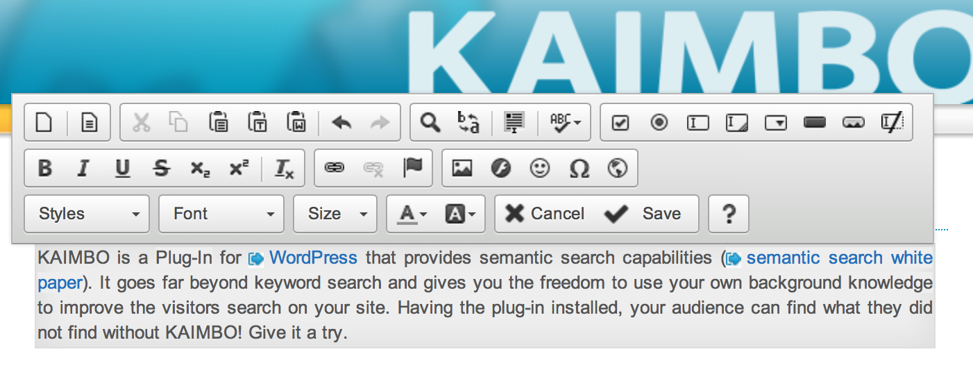kaimbo-semantic-search screenshot 13