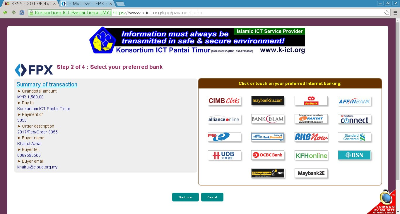 kict-payment-gateway screenshot 8