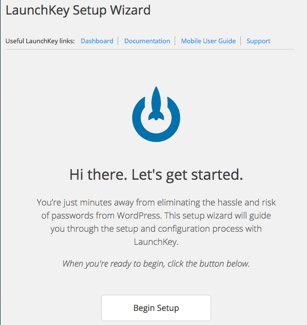 launchkey screenshot 3