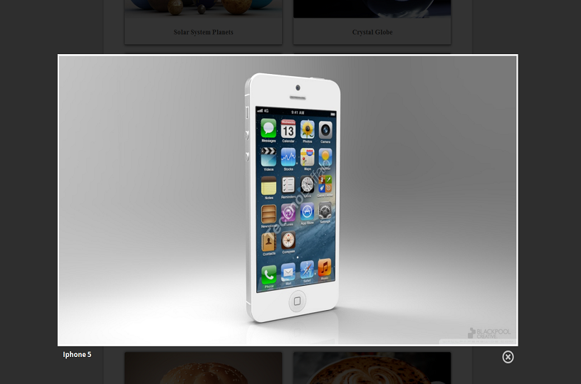 lightbox-slider screenshot 4