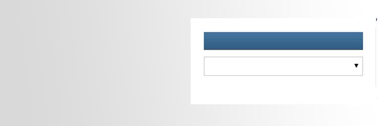 Links Dropdown Widget