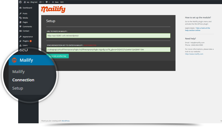mailify screenshot 1