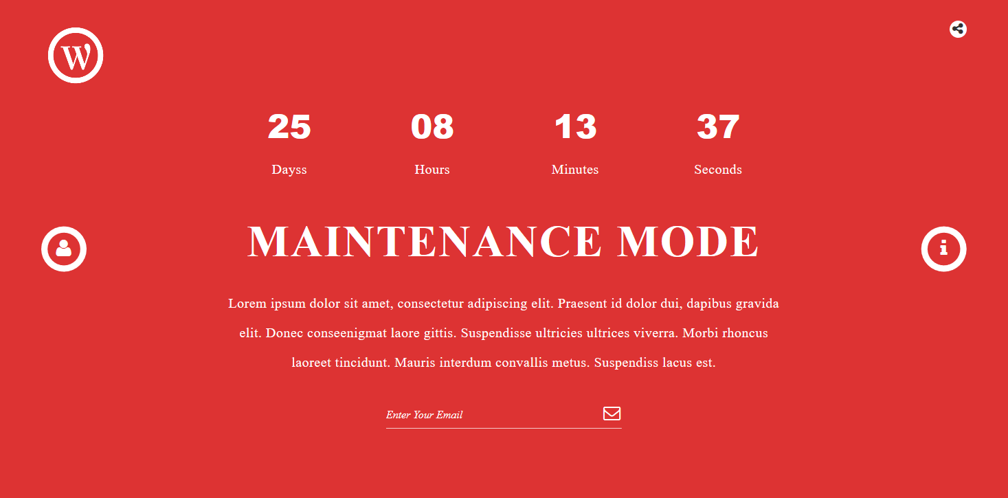 maintenance-mode-page screenshot 6