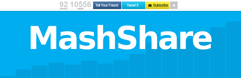 Mashshare - Social Media Icons SEO Share Buttons for Facebook, Twitter, Subscribe