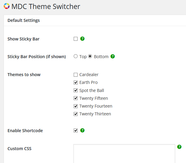 mdc-theme-switcher screenshot 1