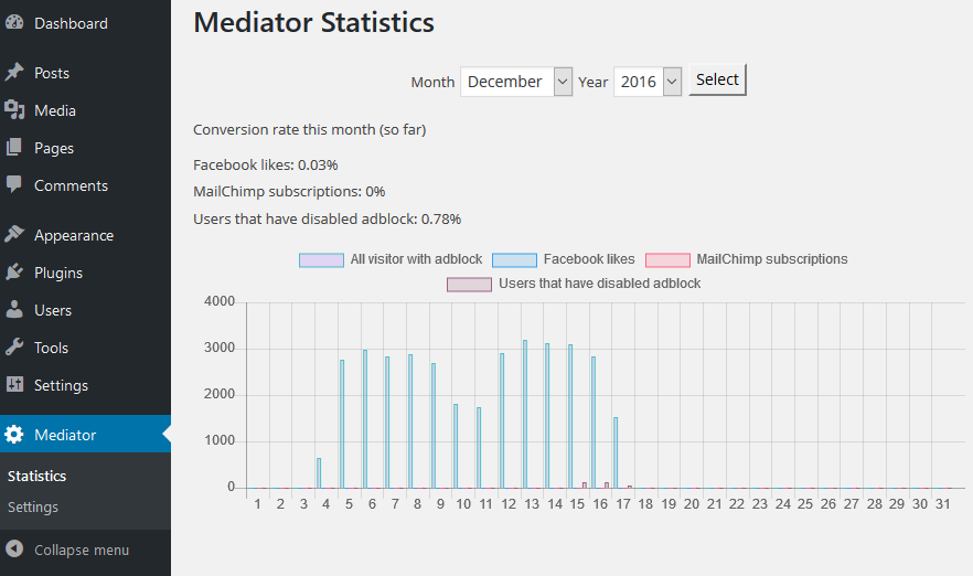 mediator screenshot 1