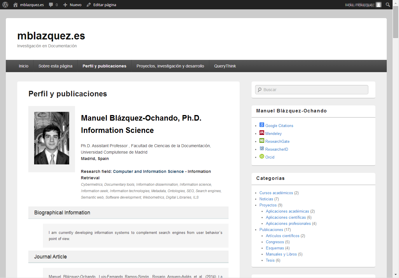mendeley-profile screenshot 3
