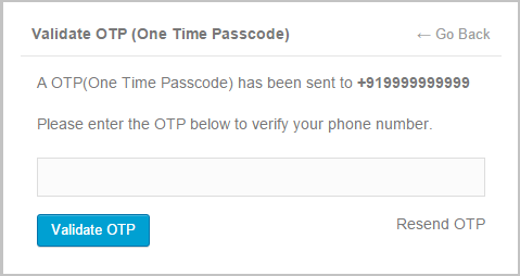 miniorange-otp-verification screenshot 3