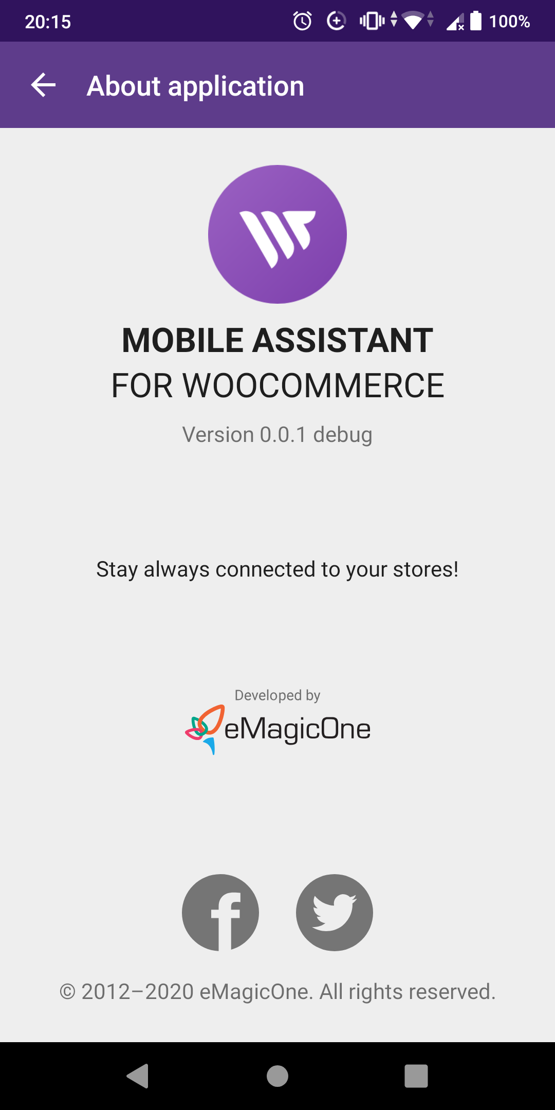 mobile-assistant-connector screenshot 2