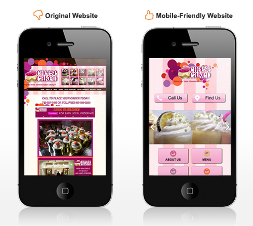 mobile-website-builder-for-wordpress-by-dudamobile screenshot 1
