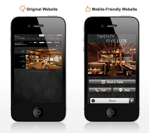 mobile-website-builder-for-wordpress-by-dudamobile screenshot 2