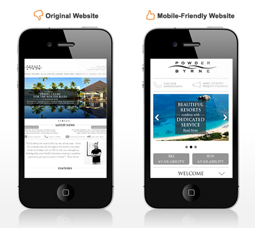 mobile-website-builder-for-wordpress-by-dudamobile screenshot 3