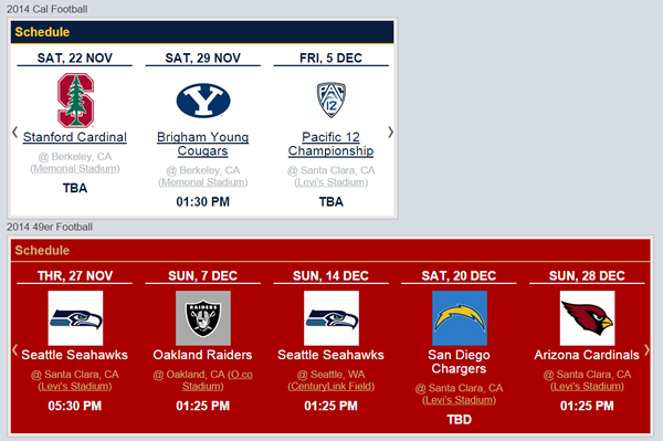 mstw-schedules-scoreboards screenshot 2