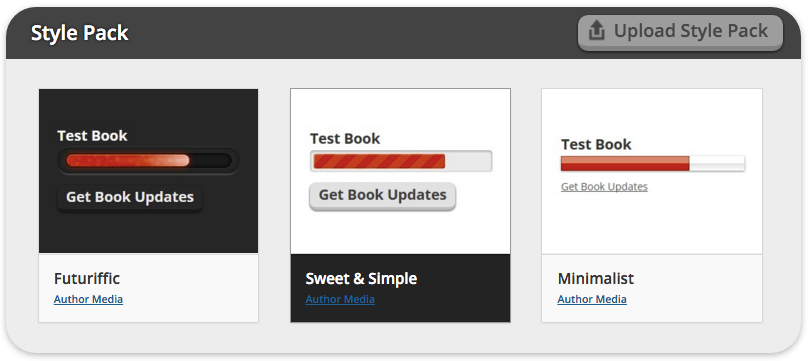 mybookprogress screenshot 2