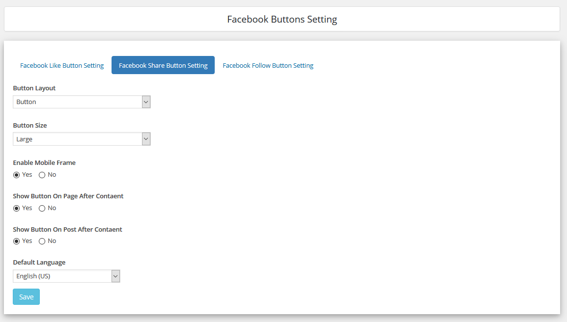 new-facebook-like-share-follow-button screenshot 2