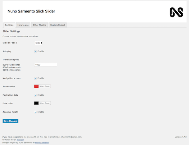 nuno-sarmento-slick-slider screenshot 3