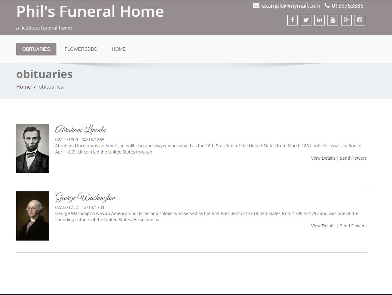 obituary-assistant-by-funeral-home-website-solutions screenshot 7