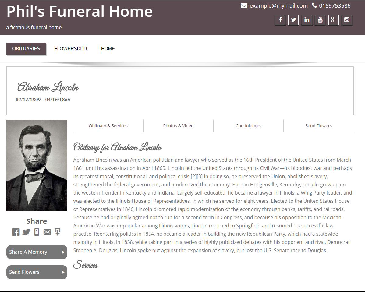obituary-assistant-by-funeral-home-website-solutions screenshot 8