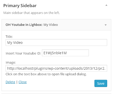 oh-youtube-in-lightbox screenshot 2