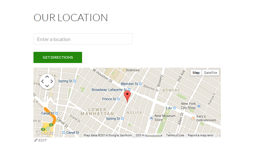 our-geolocation screenshot 2