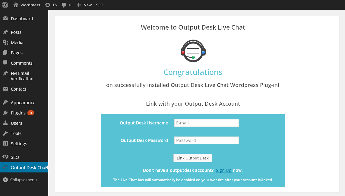 output-desk-live-chat screenshot 2