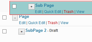 page-management screenshot 2