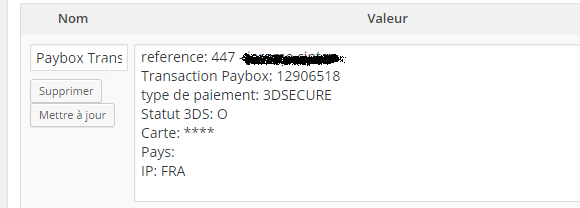 paybox-woocommerce-gateway screenshot 6