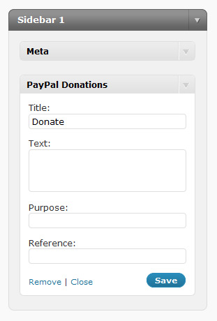 paypal-donations screenshot 2