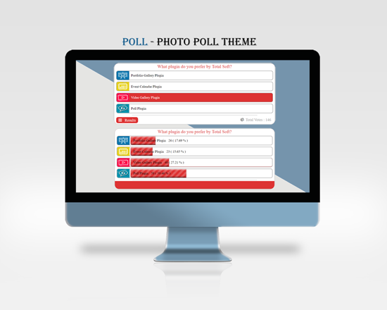poll-wp screenshot 7