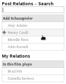 post-relation-widget screenshot 1