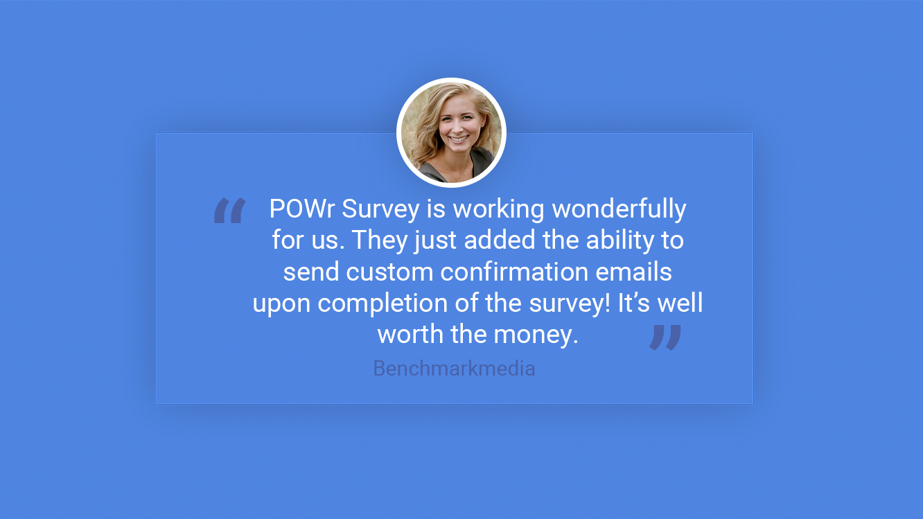 powr-survey screenshot 3