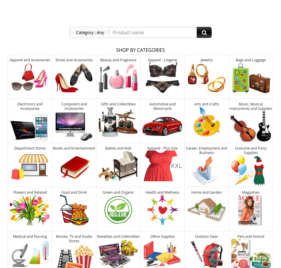 price-comparison-shopping-engine screenshot 1