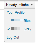 quick-admin-color-scheme-picker screenshot 1