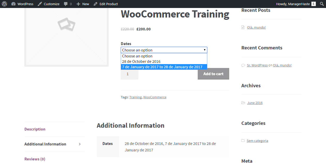 registrations-for-woocommerce screenshot 6