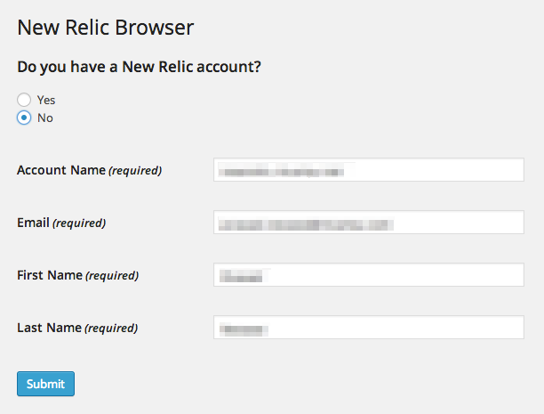 rt-newrelic-browser screenshot 3