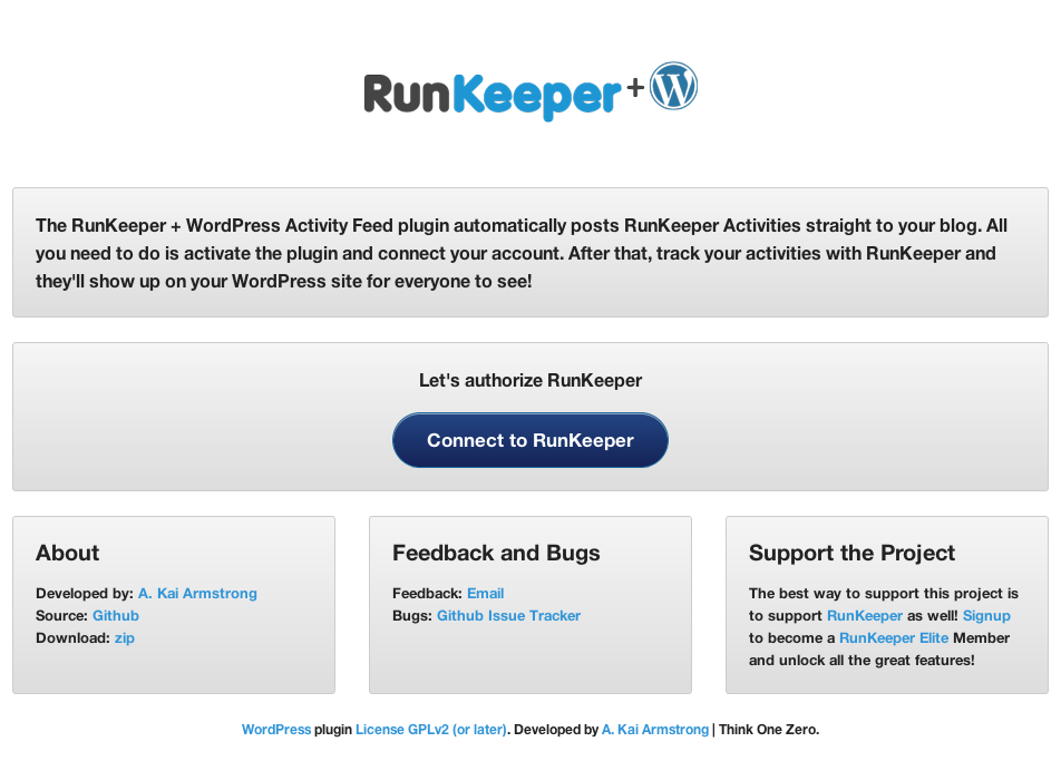 runkeeper-activity-feed screenshot 2