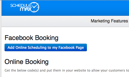 schedulemax-online-scheduling screenshot 5