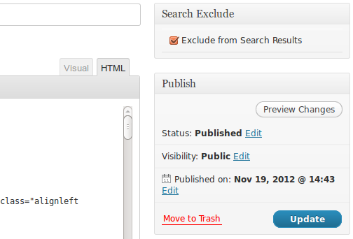 search-exclude screenshot 1