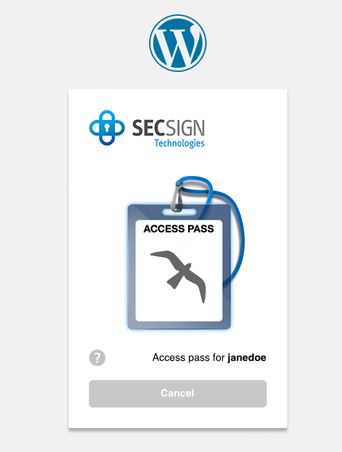 secsign screenshot 3