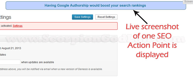 seo-advicer screenshot 1