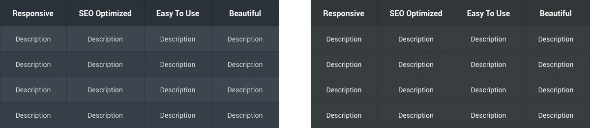 seo-friendly-tables-responsive screenshot 3