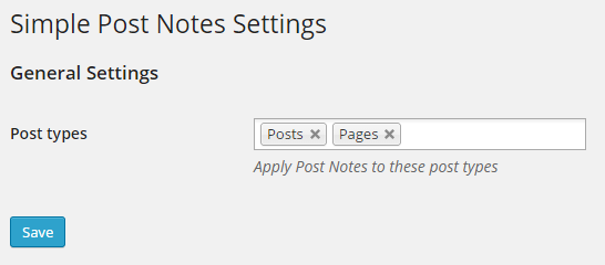 simple-post-notes screenshot 3
