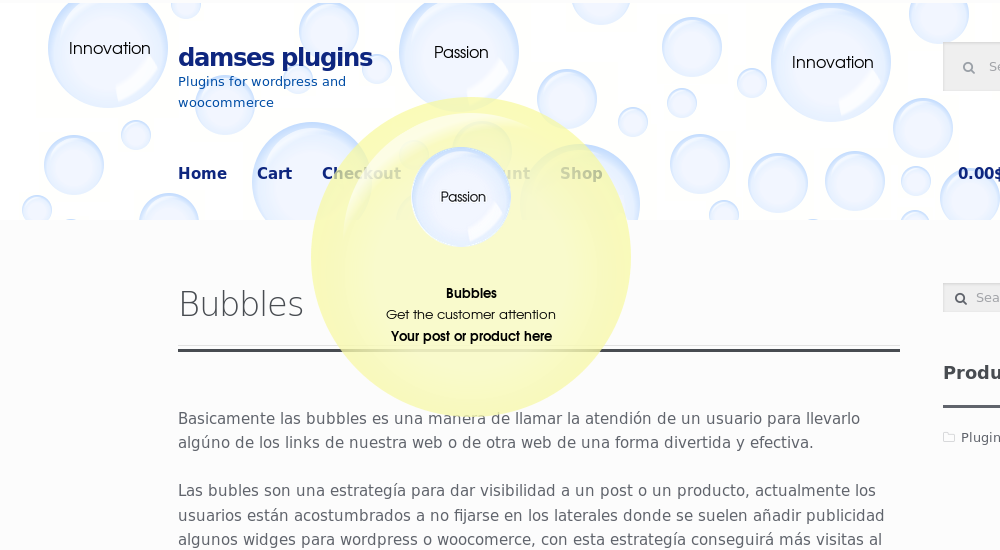 simply-share-links-using-bubbles screenshot 1